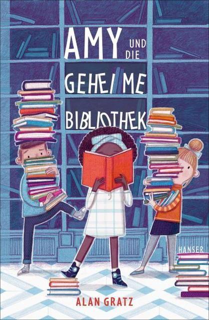 Gratz, Alan: Amy und die geheime Bibliothek
