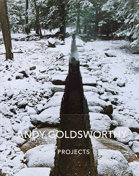 Goldsworthy, Andy: Andy Goldsworthy: Projects