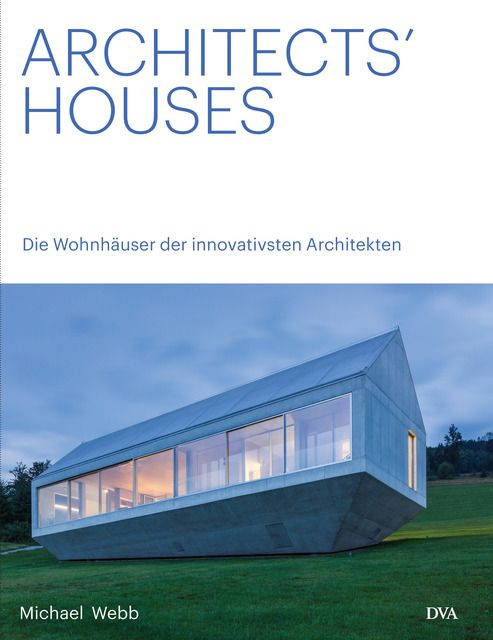 Webb, Michael: Architects' Houses