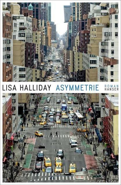 Halliday, Lisa: Asymmetrie