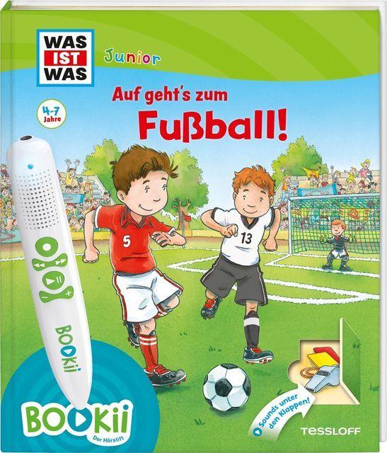 Beständig, Andrea Dr/Kaiser, Claudia/Lickleder, Martin: Auf geht's zum Fußball!