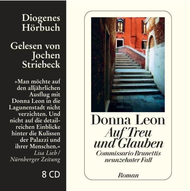 Leon, Donna: Auf Treu und Glauben