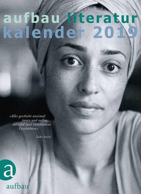 : Aufbau Literatur Kalender 2019