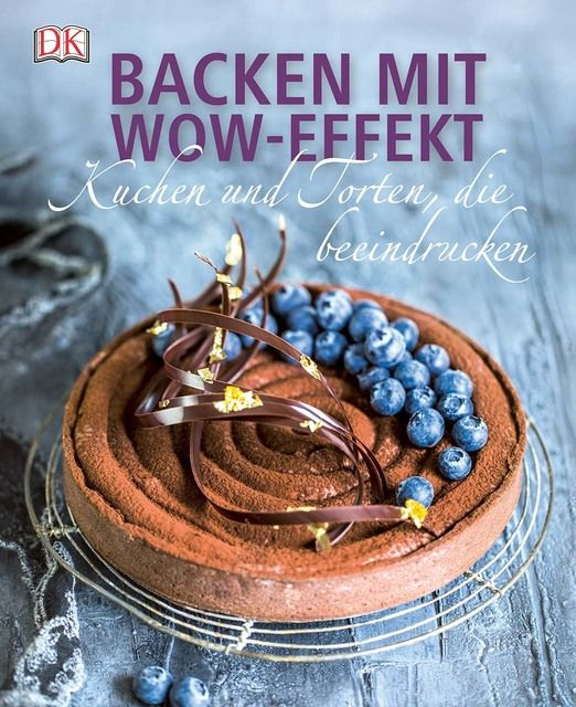 Strouk, Noémie: Backen mit Wow-Effekt