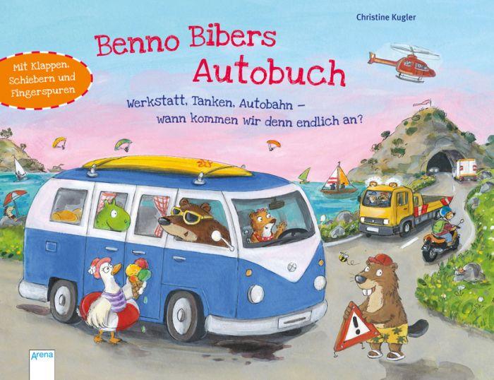 Kugler, Christine: Benno Bibers Autobuch