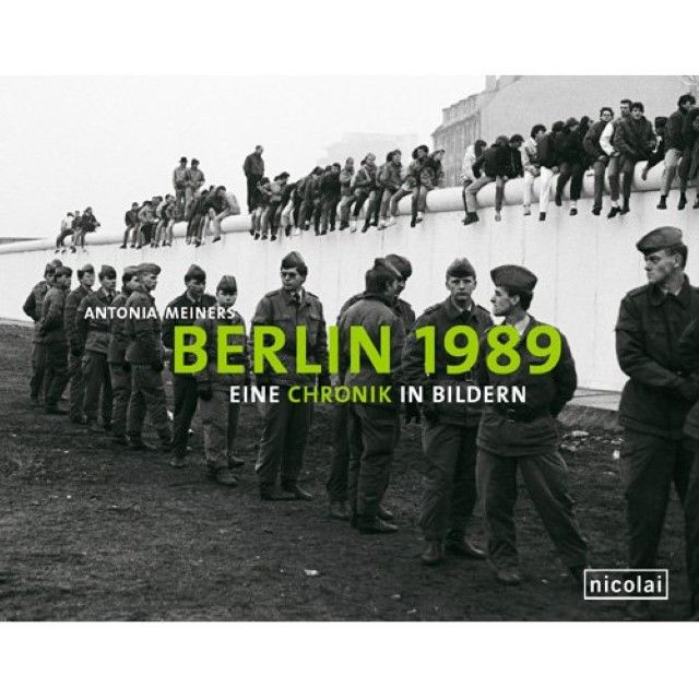 Meiners, Antonia: Berlin 1989