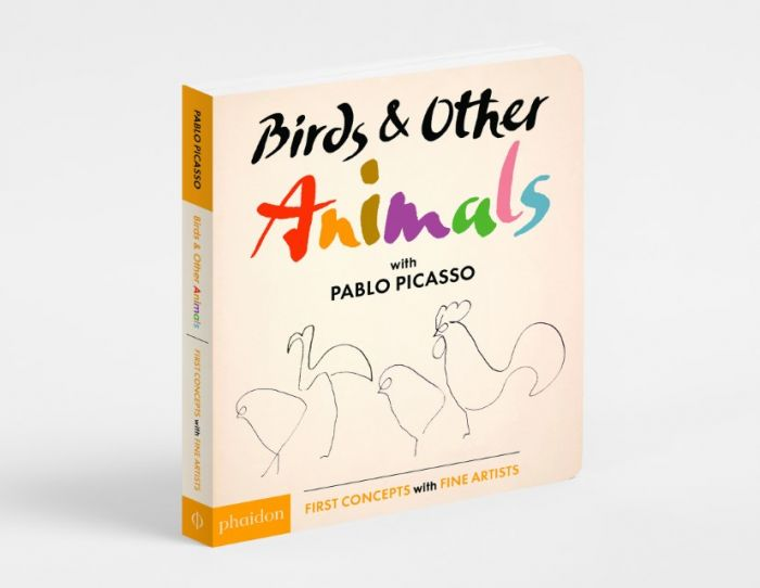 Bennett, Meagan: Birds & Other Animals: with Pablo Picasso