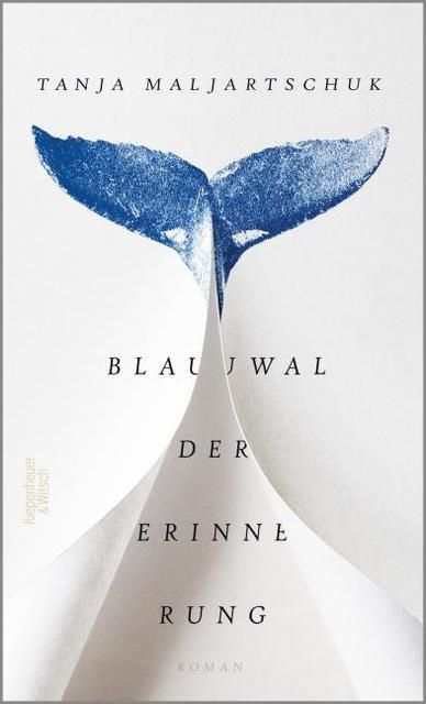 Maljartschuk, Tanja: Blauwal der Erinnerung