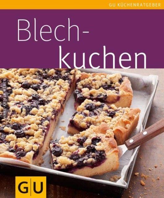 Weber, Anne-Katrin: Blechkuchen