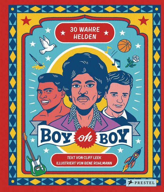 Leek, Cliff: Boy oh Boy (dt.)