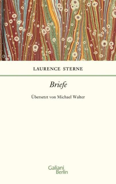 Sterne, Laurence: Briefe