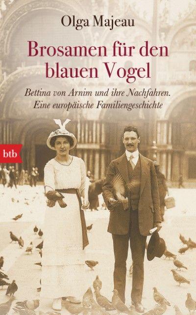 Majeau, Olga: Brosamen für den blauen Vogel