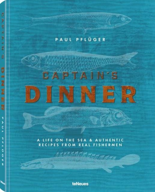 Pflüger, Paul: Captain's Dinner, English Version