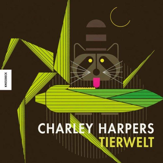 Harper, Charley: Charley Harpers Tierwelt
