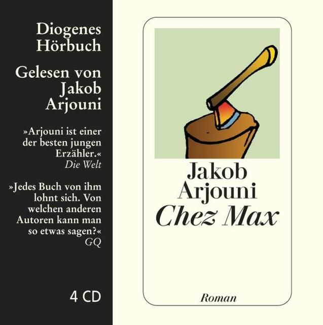 Arjouni, Jakob: Chez Max