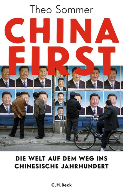 Sommer, Theo: China First