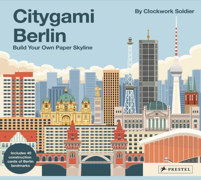 Clockwork Soldier Ltd: Citygami Berlin