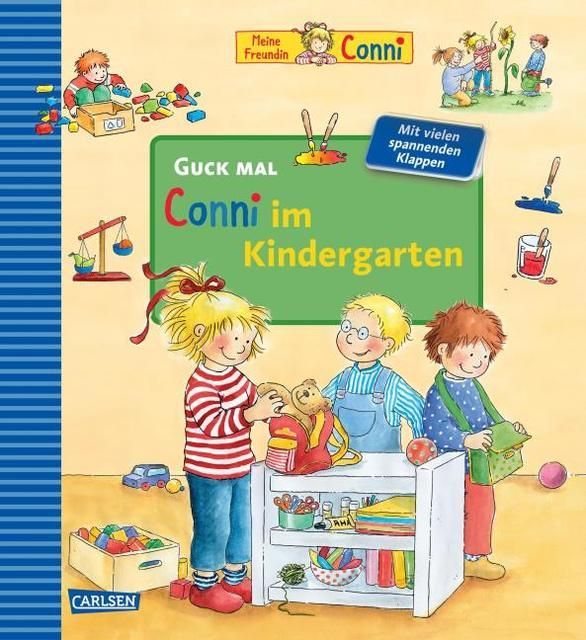 Schneider, Liane: Conni im Kindergarten