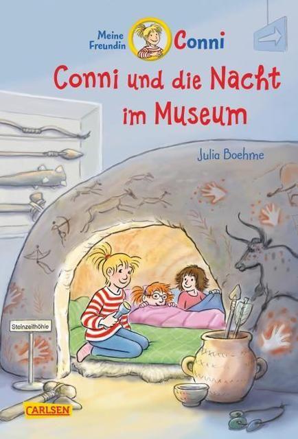 Boehme, Julia: Conni und die Nacht im Museum