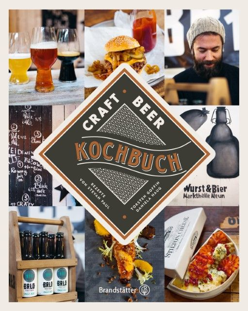 Goffin, Torsten/Paul, Stevan/Haug, Daniela: Craft Beer Kochbuch