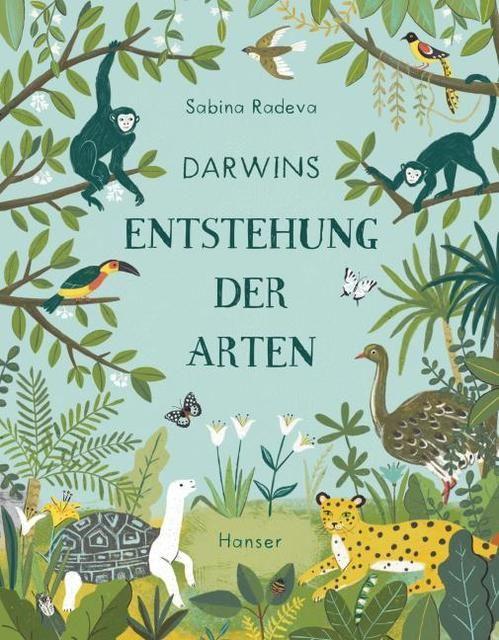 Radeva, Sabina: Darwins Entstehung der Arten