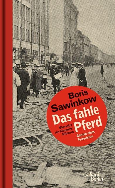 Sawinkow, Boris: Das fahle Pferd