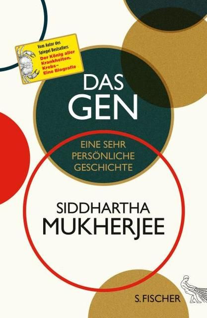 Mukherjee, Siddhartha: Das Gen