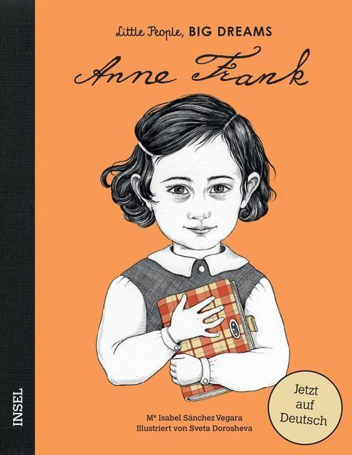 Sánchez Vegara, Isabel: Das Leben der Anne Frank