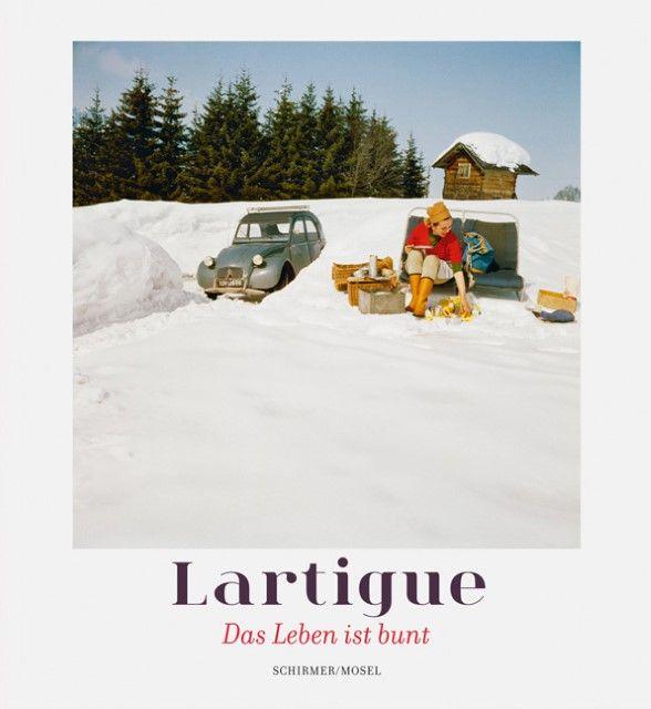 Lartigue, Jacques Henri: Das Leben ist bunt