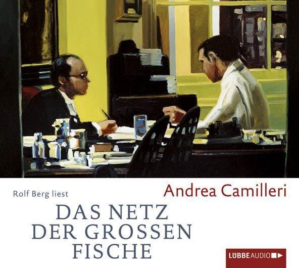 Camilleri, Andrea: Das Netz der großen Fische