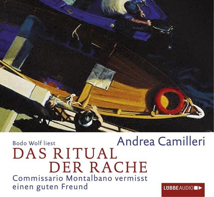 Camilleri, Andrea: Das Ritual der Rache