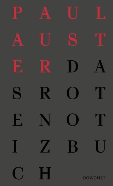 Auster, Paul: Das rote Notizbuch
