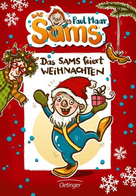Maar, Paul: Das Sams feiert Weihnachten