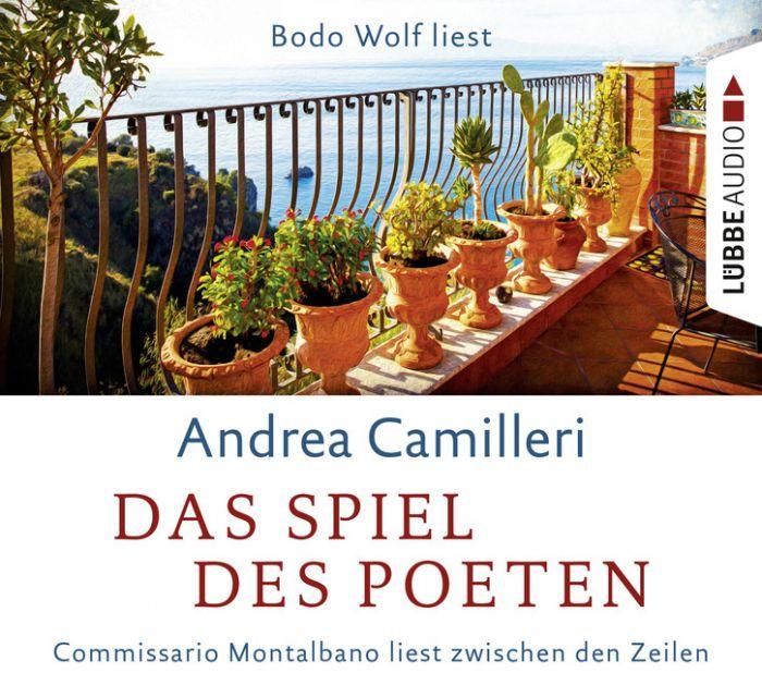 Camilleri, Andrea: Das Spiel des Poeten