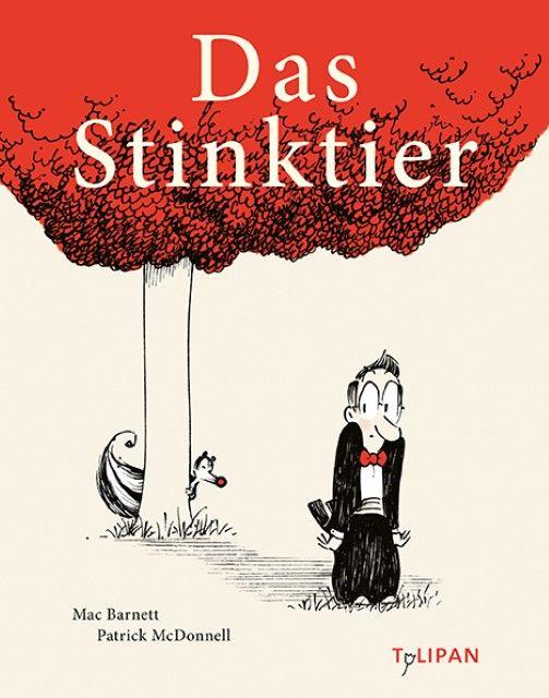 Barnett, Mac: Das Stinktier