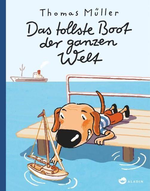 Müller, Thomas: Das tollste Boot der ganzen Welt