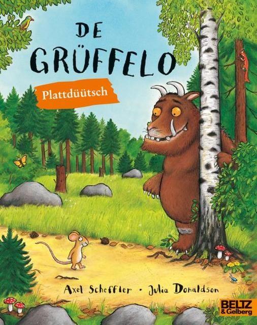 Scheffler, Axel/Donaldson, Julia: De Grüffelo