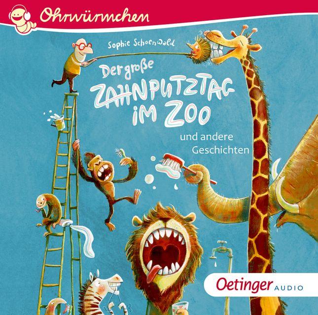 Schoenwald, Sophie: Der große Zahnputztag im Zoo