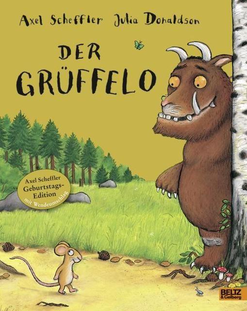 Donaldson, Julia: Der Grüffelo