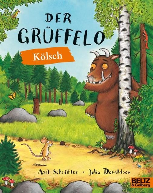 Scheffler, Axel/Donaldson, Julia: Der Grüffelo