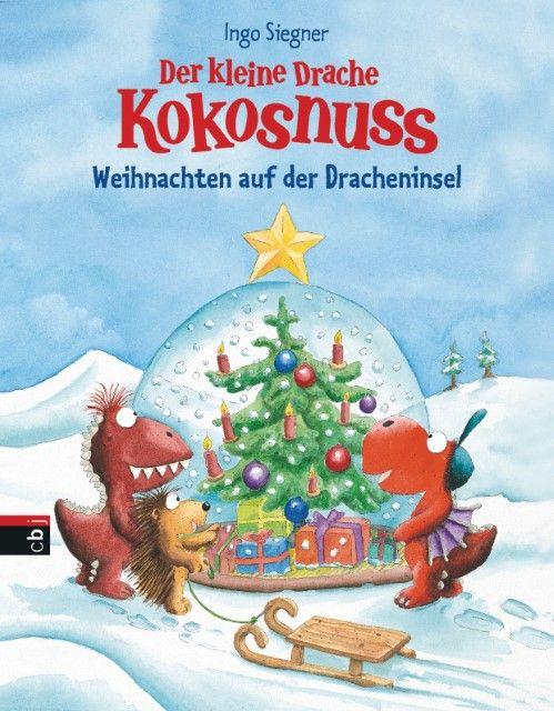 Siegner, Ingo: Der kleine Drache Kokosnuss - Weihnachten auf der Dracheninsel