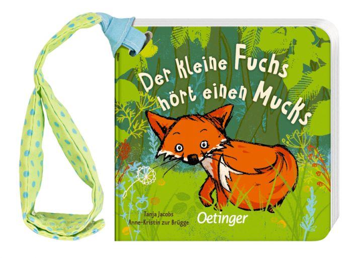 zur Brügge, Anne-Kristin: Der kleine Fuchs hört einen Mucks