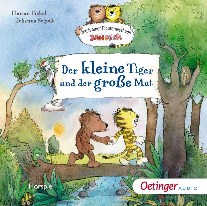 : Der kleine Tiger und der große Mut
