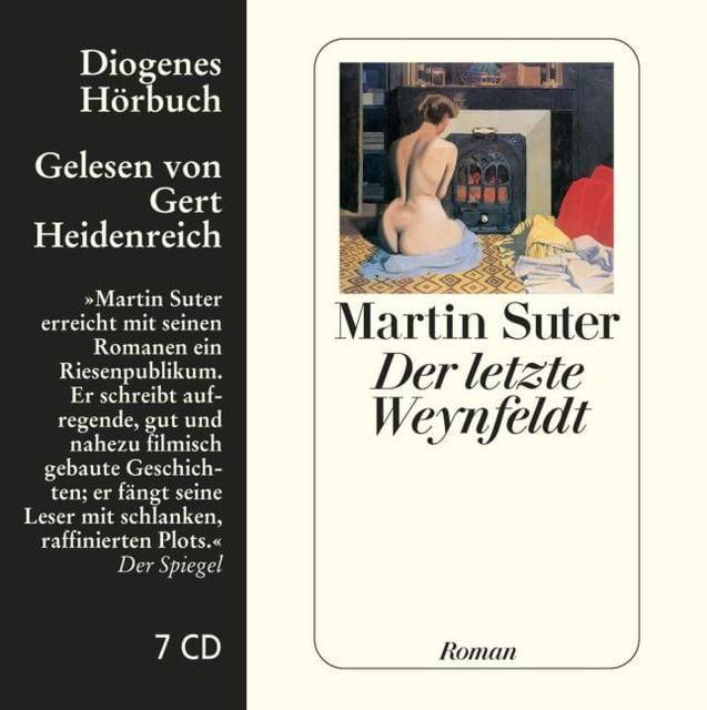 Suter, Martin: Der letzte Weynfeldt