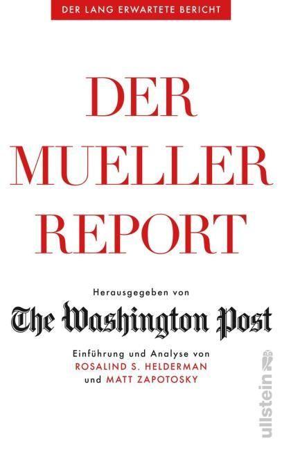 The Washington Post: Der Mueller-Report
