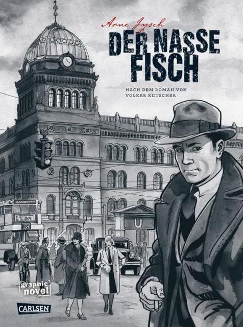 Jysch, Arne/Kutscher, Volker: Der nasse Fisch (erweiterte Neuausgabe)