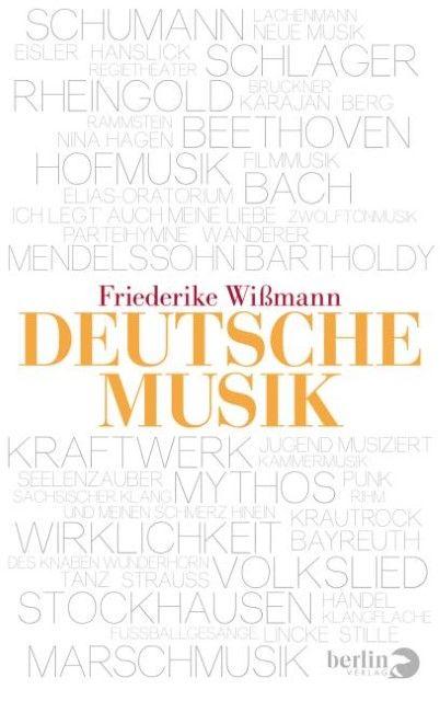 Wißmann, Friederike: Deutsche Musik