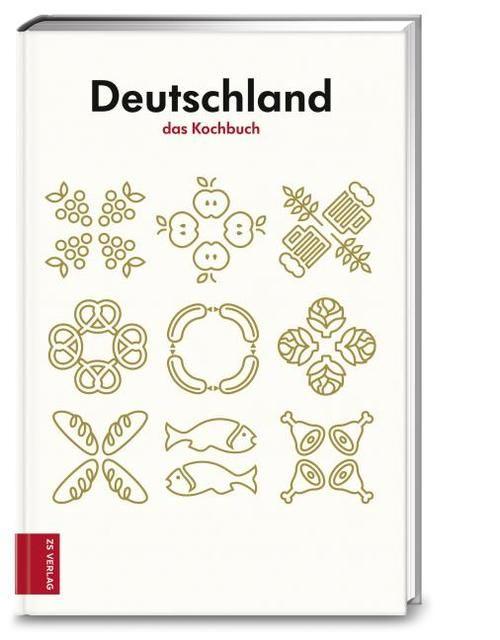 : Deutschland - das Kochbuch