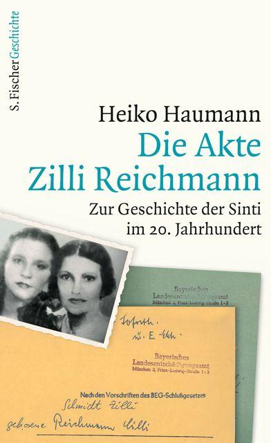 Haumann, Heiko: Die Akte Zilli Reichmann