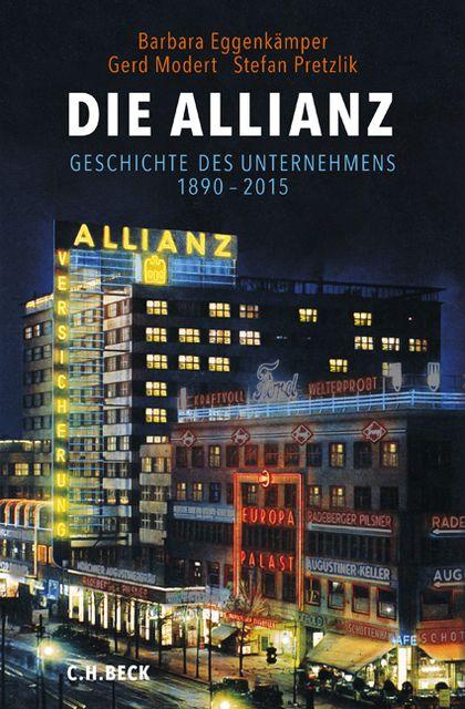 Eggenkämper, Barbara/Modert, Gerd/Pretzlik, Stefan: Die Allianz